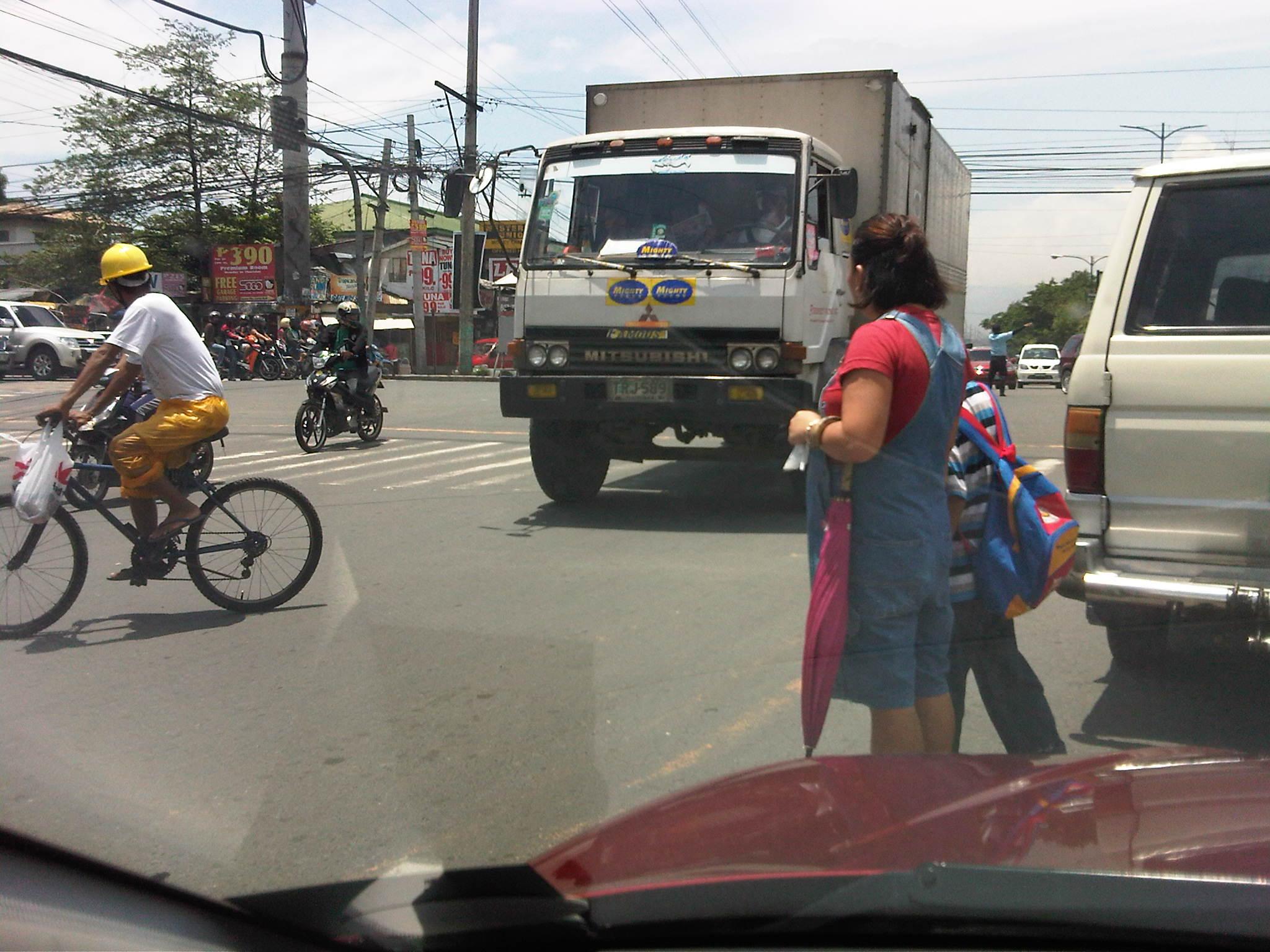 filipino pedestrian