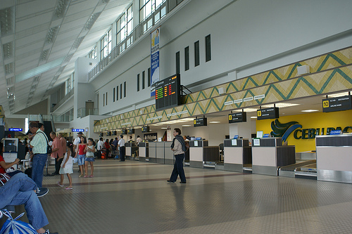 Modern airports in the Philippines: The Bacolod-Silay