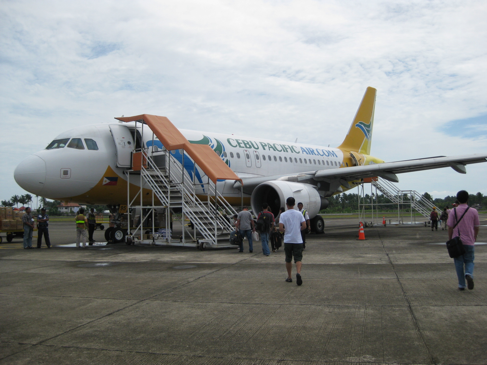 Domestic Airport At Roxas City 171 Caught Up In Traffic