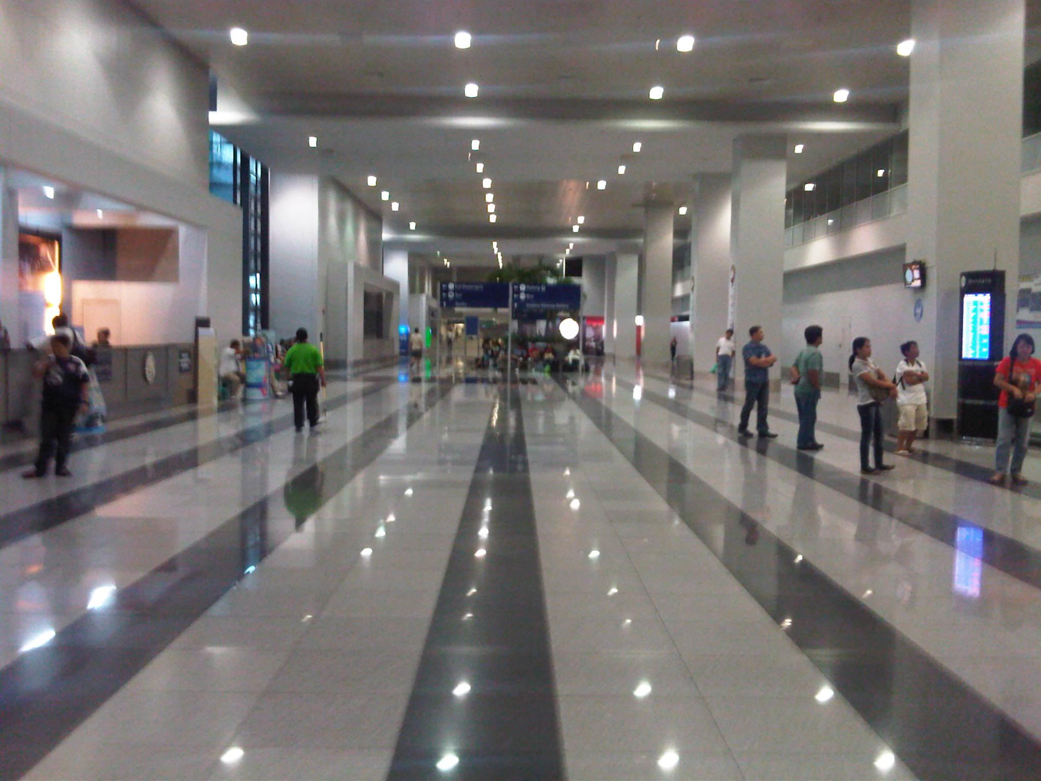 Arrival Area of Terminal 3