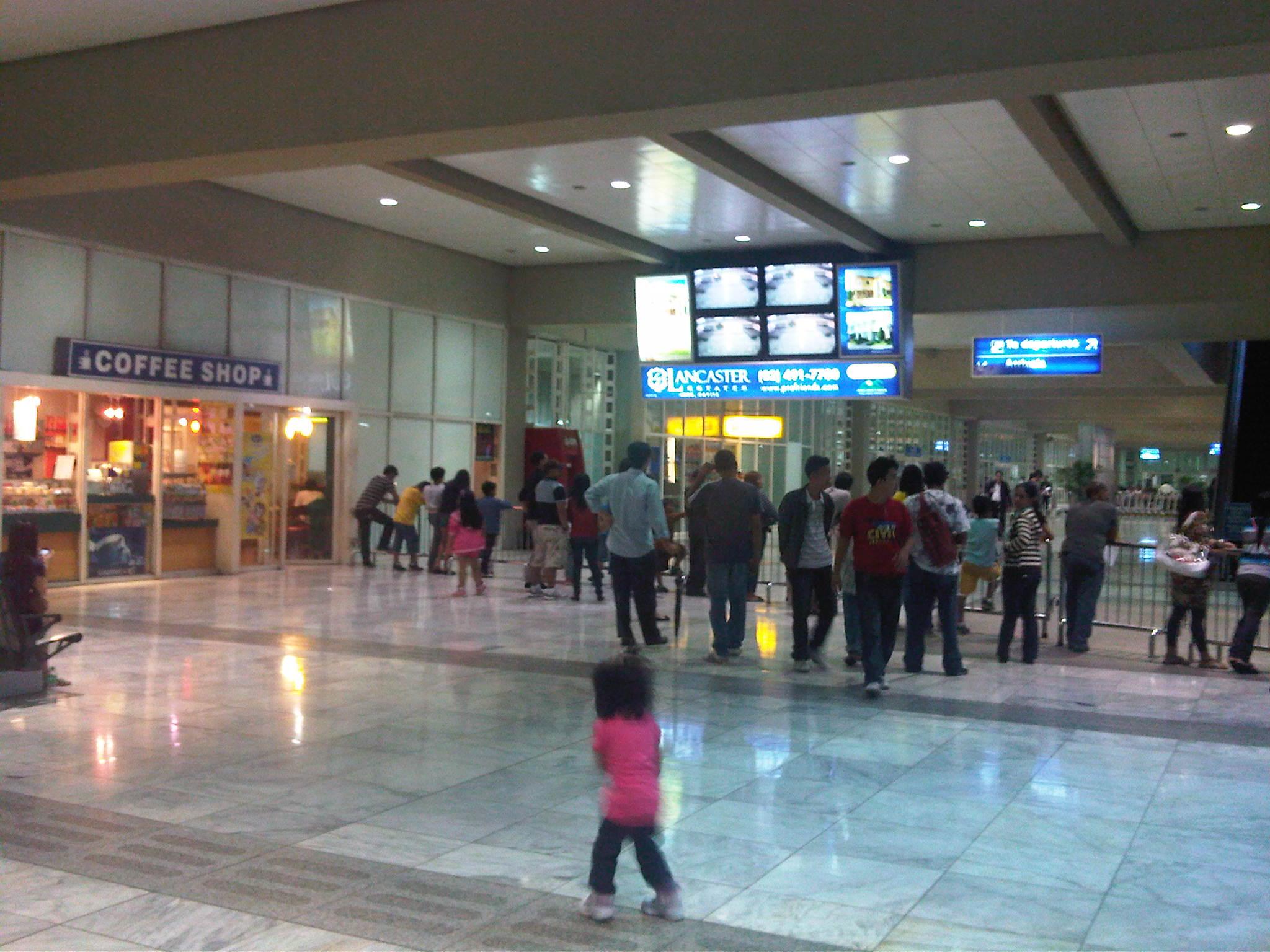 Changi Airport Floor Plan Naia 2 Arrival Sunduan 171 Caught Up In Traffic