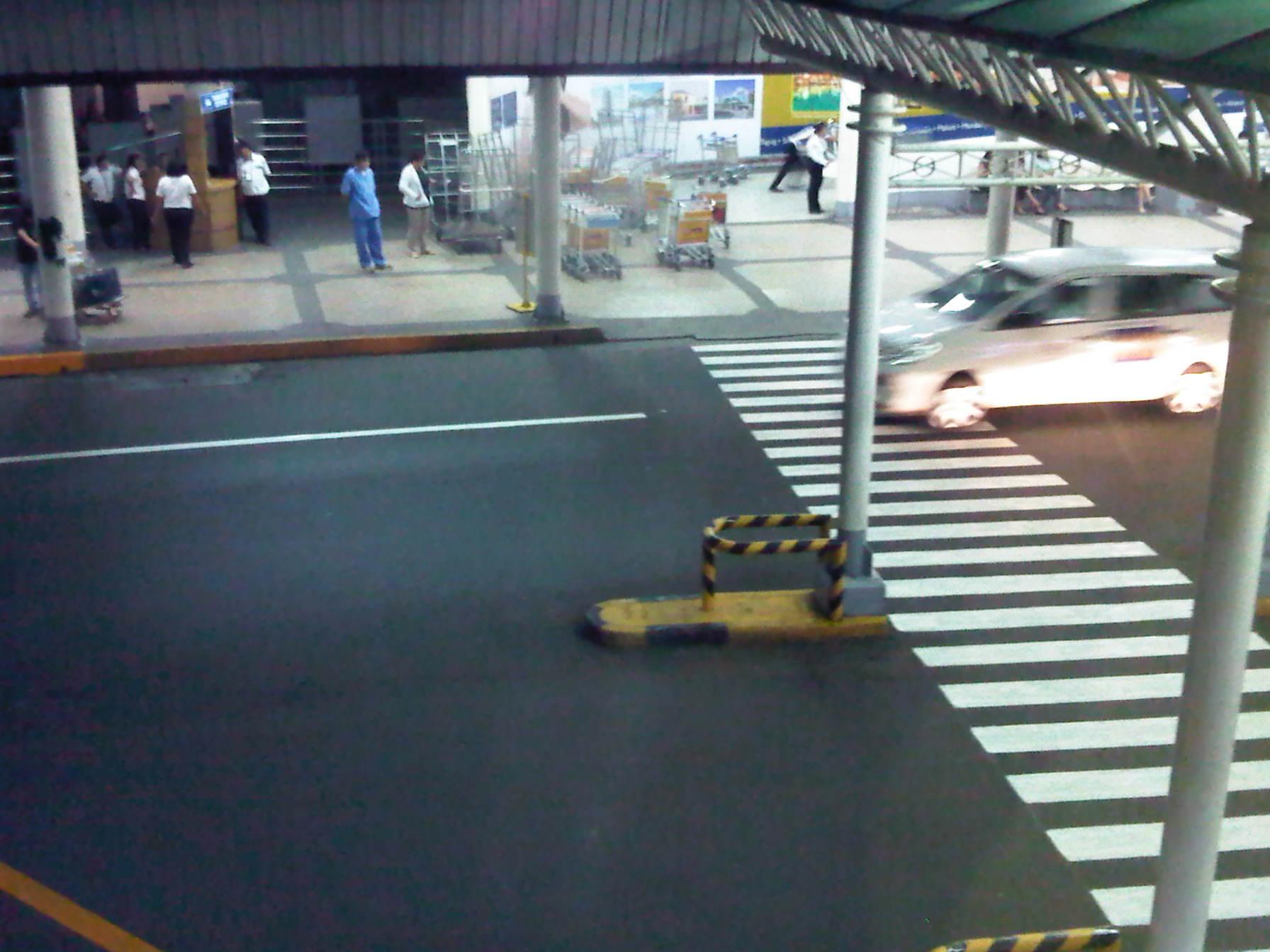 Sunduan At Naia Terminal 1 Caught Up In Traffic