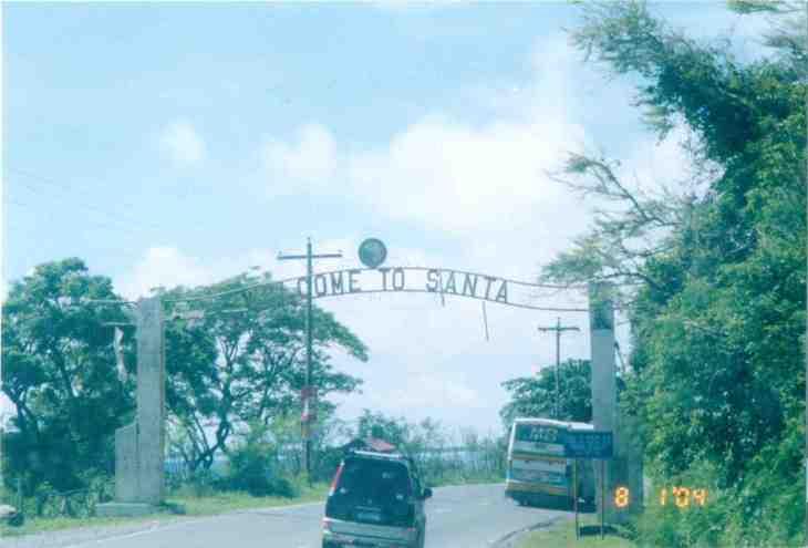11-Santa IS