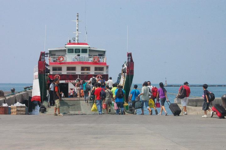 Ferry to Marinduque1