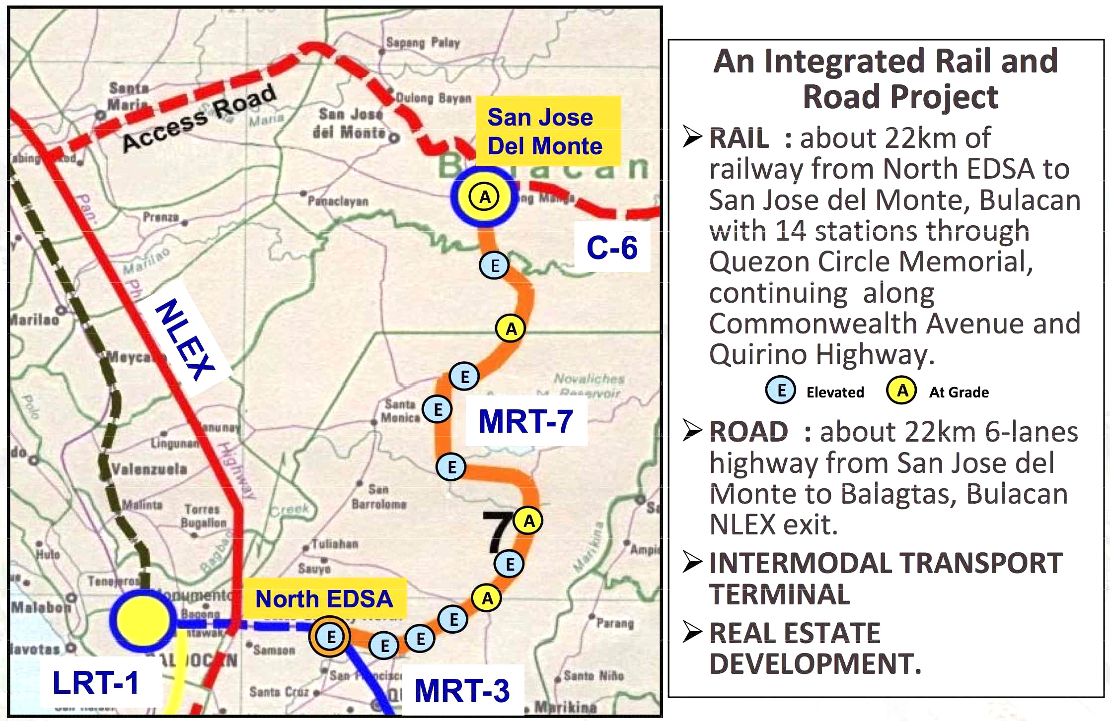 Identifying Opportunities With The MRT And The LRT Extension - Japan map mrt